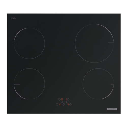 Cooktop por Indução Tramontina Vitrocerâmico Comando Touch