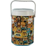 Cooler 42 Latas Mix Cervejas Anabell Coolers