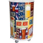 Cooler 75 Latas Beer Vintage Anabell Coolers