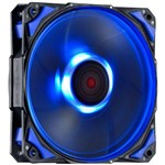 Cooler Fan FURY F4 12cm Azul F4120LDAZ PCYES