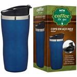 Copo Aco Inox 450ml Coffee To Go