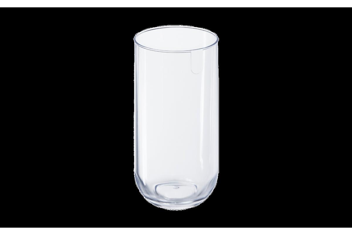 Copo Alto - Fun 7,1 X 7,1 X 14 Cm Cristal Coza
