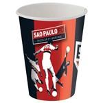Copo Descartável São Paulo - Festcolor