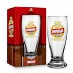 Copo Munich 200ml - Satiras de Cerveja - Meu Drahma é Ficar Sem Cerveja