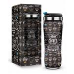 Copo Plastico e Inox New Menu Coffee