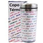 Copo Térmico Tipos de Café