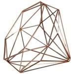 Copper Bent Fruteira 30 Cm Cobre