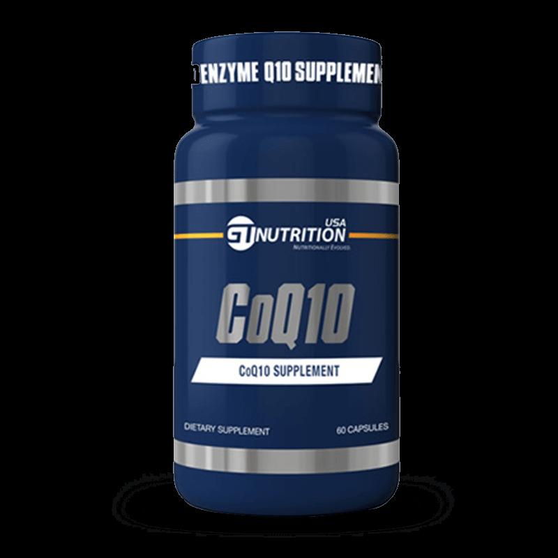 CoQ10 (60caps) GT Nutrition USA