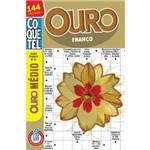 Coquetel - Ouro Franco - Medio - Nº 31