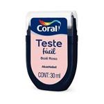 Coral Teste Fácil 30 Ml Bale Rosa