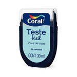Coral Teste Fácil 30 Ml Vista do Lago