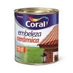 Coral Tinta Cerâmica 0,9 Litro