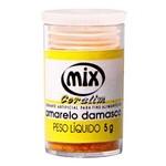 Corante em Pó Amarelo Damasco 5g - Mix