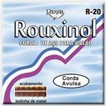 Corda Avulsa ROUXINOL Violão Aço 1ª MI R201
