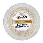 Corda Gamma Revelation 16l 1.32mm Natural Rolo com 100 Metros
