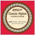 Corda para Violão J2704 Ré Nylon D`Addario
