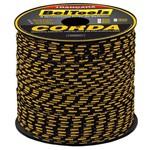 Corda Seda Trançada 10mm Amarela com 150 Metros Arteplas