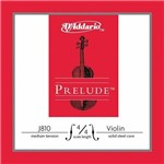 Corda Violino 4/4 Daddario Prelude 1º Mi e Avulsa