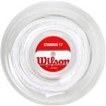 Corda Wilson Stamina 17 - Rolo com 200 Metros