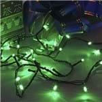 Cordão Luminoso 96 Leds 8 Funções Verde 127V Taschibra Verde