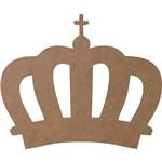 Coroa de Mdf 07 para Decoração