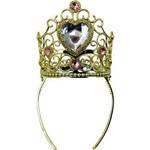 Coroa Super Luxo Princesas - Rubies 1043