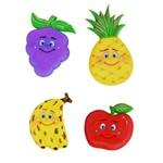 Cortador de Frutas C/ 4 Pçs