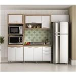 Cozinha Compacta 4 Peças Toscana Sem Tampo Multimóveis