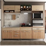 Cozinha Completa Nova York 10 Portas e 2 Gavetas - Pnr Móveis