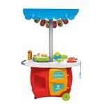 Cozinha Infantil Food Truck Colorida 353 - Calesita