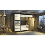 Cozinha Modulada Lyra 05 Peças Henn - Duna/off White
