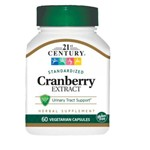 Cranberry Extrato 60 Cápsulas - 21st. Century