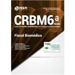 Crbm-pr (6ª Região) - Fiscal Biomédico