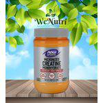 Creatina Monoidratada Micronizada 500g Now Foods