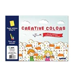 Creative Colors 32 Folhas - Spiral