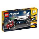 Creator Transportador Onibus Espacial - 31091