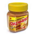 Creme de Amendoim Dadinho 180g - Dizioli