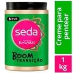 Creme de Pentear Seda Boom Transição 1kg