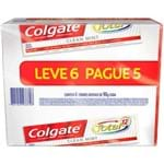 Creme Dental Colgate Total12 Mint Leve 6 Pague 5 90g