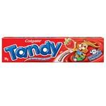Creme Dental Tandy Morango Gel Infantil 50g