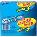 Creme Dental Tripla Limpeza Completa Sorriso Leve 12 Pague 9 70g