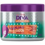 Creme Pentear Finalizador Diva Crespo 430g