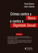 Crimes Contra a Honra e Contra a Dignidade Sexual (2019)