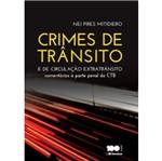 Crimes de Transito e de Circulacao Extratransito - Saraiva