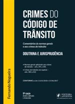 Crimes do Código de Trânsito (2019)