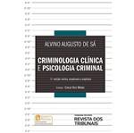 Criminologia Clinica e Psicologia Criminal - Rt