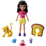 Crissy Café dos Bichinhos Polly Pocket - Mattel Fch08