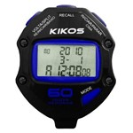 Cronômetro Kikos 60 Voltas