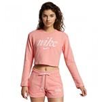 Cropped Feminino Nike Sportswear Wash Bq8031-697
