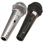 Csr 505 - Microfone Duplo de Mão C/ Fio Csr505